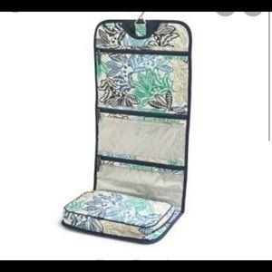 Vera Bradley Toiletries Hanging Bag